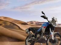 阿普利亚释放了有趣的图阿雷格 660冒险摩托车