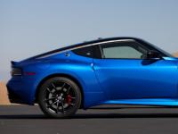 2023 Nissan Z Sport和Performance内饰的细分