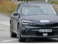 Genesis GV60跨界原型车图片出现在网络上